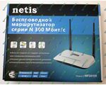 Маршрутизатор WI-FI Netis WF2419R