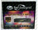 Sat-Integral S-1227 HD HEAVY METAL + WIFI адаптер