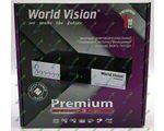 World Vision Premium цифровой эфирный DVB-T2 ресивер