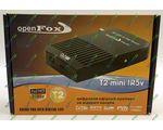 Open Fox T2 mini IR 5V цифровой эфирный DVB-T2 ресивер
