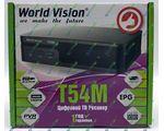 World Vision T54M цифровой эфирный DVB-T2 ресивер