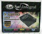 Sat-Integral S-1218 HD ABLE + WIFI адаптер