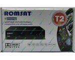 Romsat T2950HD цифровой эфирный DVB-T2 ресивер