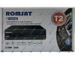 Romsat T2300HD цифровой эфирный DVB-T2 ресивер