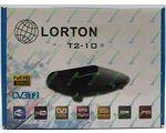 LORTON T2-10 HD цифровой эфирный DVB-T2 ресивер