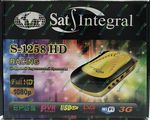 Sat-Integral S-1258 HD RACING + WIFI адаптер