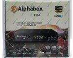 Alphabox T24 цифровой эфирный DVB-T2 ресивер