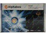 Alphabox T24M цифровой эфирный DVB-T2 ресивер