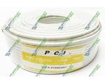PCI RG6(сталь) 100м
