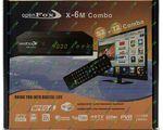 OpenFox S2 X-6 METAL COMBO
