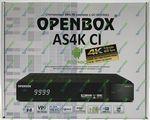 Openbox AS4K CI UHD