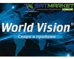 World Vision T63M цифровой эфирный DVB-T2 ресивер