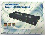 HDMI Switch/Splitter Matrix HD-M442A 4x2