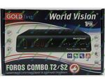 Комплект World Vision Foros Combo T2/S2 + WIFI адаптер