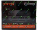Сетевой SWITCH TENDA SG105 (5-PORT Gigabit Switch Black)