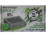 Купить World Vision T64LAN цифровой эфирный DVB-T2 ресивер. Цена на World Vision T64LAN цифровой эфирный DVB-T2 ресивер в Киеве, Харькове, Одессе, Днепропетровске, Одессе, Львове: обзор, отзывы, описание, продажа