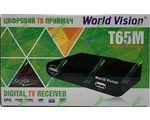 Купить World Vision T65M цифровой эфирный DVB-T2 ресивер. Цена на World Vision T65M цифровой эфирный DVB-T2 ресивер в Киеве, Харькове, Одессе, Днепропетровске, Одессе, Львове: обзор, отзывы, описание, продажа