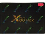 X96 Max TV BOX (Android 8.1, Amlogic S905X2, 2/16GB)