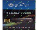 Sat-Integral S-1311 HD COMBO + WIFI адаптер