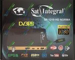 Sat-Integral SP-1219 HD Norma + USB-LAN адаптер
