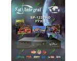 Sat-Integral SP-1229 HD Pyxis + USB-LAN адаптер
