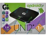 GI HD UNI 2+ (Android 7.1.2, Amlogic S905D, 2/8GB)