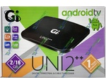 GI HD UNI 2++ (Android 7.1.2, Amlogic S905D, 2/16GB)
