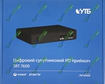Strong SRT 7600 (Viasat SRT 7600) Viasat, Xtra TV, УТБ
