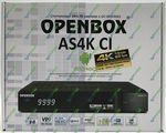 Комплект CAM модуль Xtra TV и Openbox AS4K CI