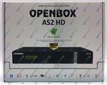 Комплект CAM модуль Xtra TV и Openbox AS2 HD