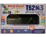 Купить World Vision T62M3 цифровой эфирный DVB-T2 ресивер. Цена на World Vision T62M3 цифровой эфирный DVB-T2 ресивер в Киеве, Харькове, Одессе, Днепропетровске, Одессе, Львове: обзор, отзывы, описание, продажа