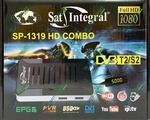 Sat-integral SP-1319 HD COMBO + WIFI адаптер