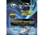 Sat-integral SP-1329 HD COMBO + USB-LAN адаптер