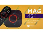 MAG-424 TV BOX (Linux 4.4.35, HiSilicon Hi3798M V200, 1/8GB)