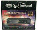 Sat-Integral S-1228 HD HEAVY METAL + USB-LAN адаптер