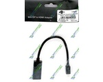 Конвертер MINI DISPLAYPORT(MALE) - HDMI(FEMALE) (11042)