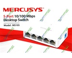 Сетевой SWITCH Mercusys MS105 (5-PORT 10/100Mbps)