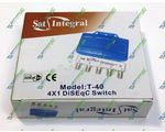 DiSEqC 4x1 Sat-Integral T-40 в кожухе