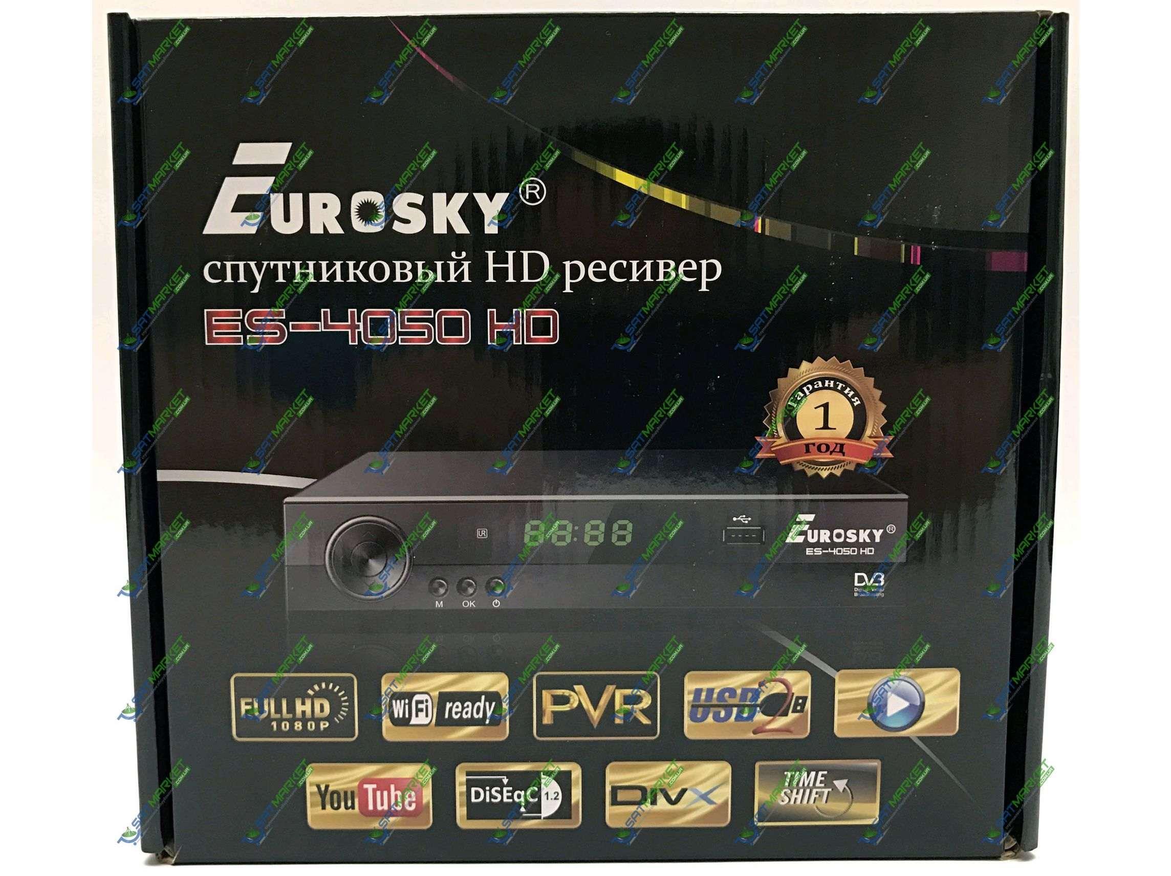 eurosky es-4050 прошивка 2017